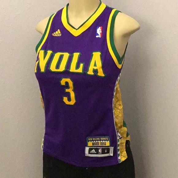 New Orleans Hornets Mardi Gras Edition Chris Paul